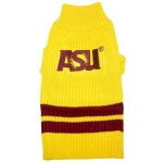 Arizona State University Sun Devils Pet Sweater MD