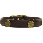 Shotgun Shell Leather Burgundy 28