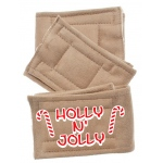 Peter Pads Size LG Holly N Jolly 3 Pack
