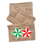 Peter Pads Size XS Double Holiday Stars 3 Pack