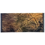 Jungle Bob Background for Aquarium: 24x16 Inch, 20 Gallon High Thin
