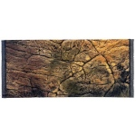 Jungle Bob Background for Aquarium: 30x12 Inch, 20 Gallon Long Thin