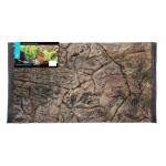 Jungle Bob Background for Aquarium: 30x18 Inch, 29 Gallon Thin