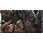 Jungle Bob Background for Aquarium: 20x12 Inch, 10 Gallon, Amazon