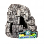 Jungle Bob Aquarium Cave: XLarge, Grey