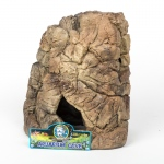 Jungle Bob Aquarium Cave: XXLarge, Beige
