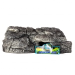 Jungle Bob Aquarium Cave: Large, Grey