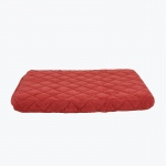 Carolina Pet Products PROTECTOR™ PAD QUILTED ORTHOPEDIC JAMISON: Red