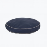 "Carolina Pet Products CLASSIC COTTON CANVAS ""ROUND-A-BOUT"": Blue"