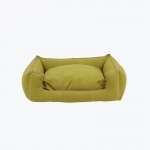 Carolina Pet Products MICROFIBER LOW PROFILE KUDDLE LOUNGE: Willow