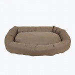 Carolina Pet Products BRUTUS TUFF COMFY CUP®: Khaki