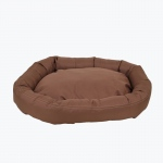 Carolina Pet Products BRUTUS TUFF COMFY CUP®: Chocolate