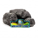 Jungle Bob Aquarium Stone: Large, Grey