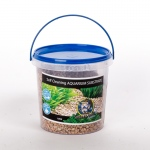 Jungle Bob Self Cleaning Aquarium Substrate: 1L, 2-4mm, Sahara