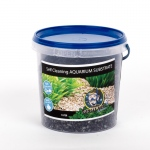 Jungle Bob Self Cleaning Aquarium Substrate: 1L, 2-4mm, Black