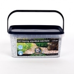 Jungle Bob Self Cleaning Aquarium Substrate: 3L, 2-4mm, White