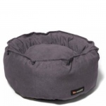 Big Shrimpy Catalina Bed - Plum Suede