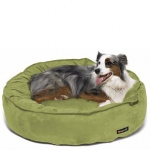Big Shrimpy Nest Bed - Medium/Saddle Suede