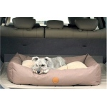 K & H SUV Travel Pet Bed - Small/Tan