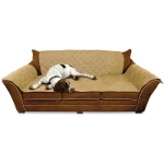 K & H Furniture Cover Sofa/Tan