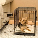 K & H Self Warming Dog Crate Pad - Giant/Tan