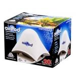 Penn Plax Air Pod Pump For 20 Gallon Aquariums