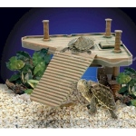 Penn Plax Reptology Small Turtle Pier