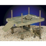 Penn Plax Reptology Large Turtle Pier