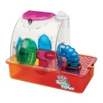 Penn Plax Dingo Home Hamster Cage