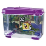 Penn Plax 3-d Spongebob Pirate Aquarium