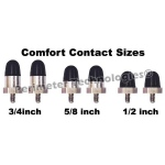 Perimeter Technologies Perimeter Small Comfort Contacts - 1/2 in.
