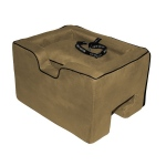 Pet Gear Pet Car Booster Seat - Medium/Tan