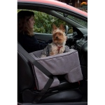 Pet Gear Large Dog Booster Car Seat - Charcoal