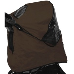 Pet Gear Weather Cover For No-Zip Happy Trails Pet Stroller - Sahara