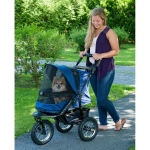 Pet Gear Jogger No-Zip Pet Stroller - Midnight River