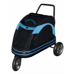 Pet Gear Roadster Pet Stoller - Blue