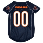Pets First Chicago Bears Deluxe Dog Jersey - Small