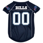 Pets First Buffalo Bills Deluxe Dog Jersey - Large