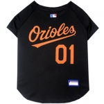 Pets First Baltimore Orioles Dog Jersey - Small