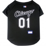Pets First Chicago White Sox Dog Jersey - Small