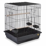 Prevue Hendryx Square Roof Parrot Cage