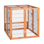 Prevue Hendryx Rabbit Playpen - Large