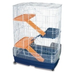 Prevue Hendryx Four Story Small Pet Cage
