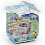 Prevue Hendryx Double Roof Bird Cage Kit