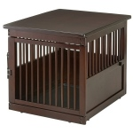 Richell Richell End Table Dog Crate - Medium