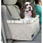 Solvit Deluxe Pet Booster Seat - Extra Large