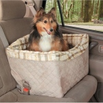 Solvit Tagalong Deluxe Pet Booster Seat