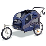 Solvit Hound About Pet Stroller - Large