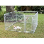 Fence Master Box Dog Kennel and Dog Pen System