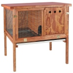 Ware Deluxe Heavy Duty Rabbit Hutch